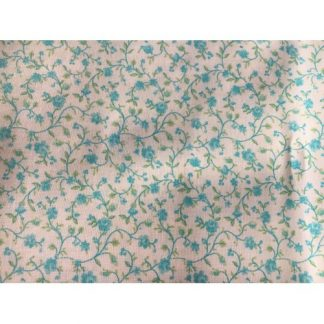 Calico Prints Blue Flowers