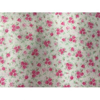 Calico Prints Pink Flowers