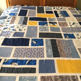 My Scrappy Quilter